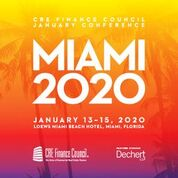 CRE Finance Council January Conference 2020